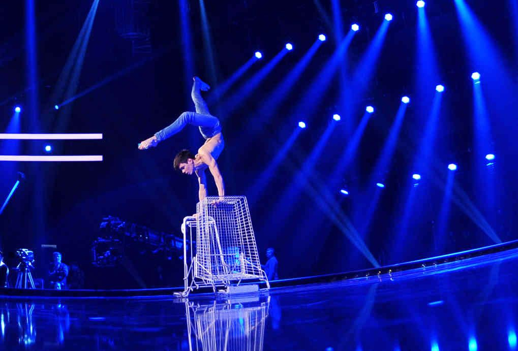 Got-To-Dance-David-Pereira-03-SAT1-ProSieben-Willi-Weber - Bildquelle: SAT.1/ProSieben/Willi Weber