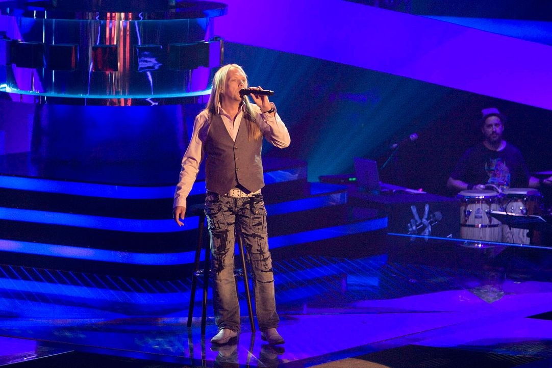 the-voice-stf01-epi04-36-tom-richard-huebner-prosiebenjpg 1772 x 1182 - Bildquelle: Richard Hübner