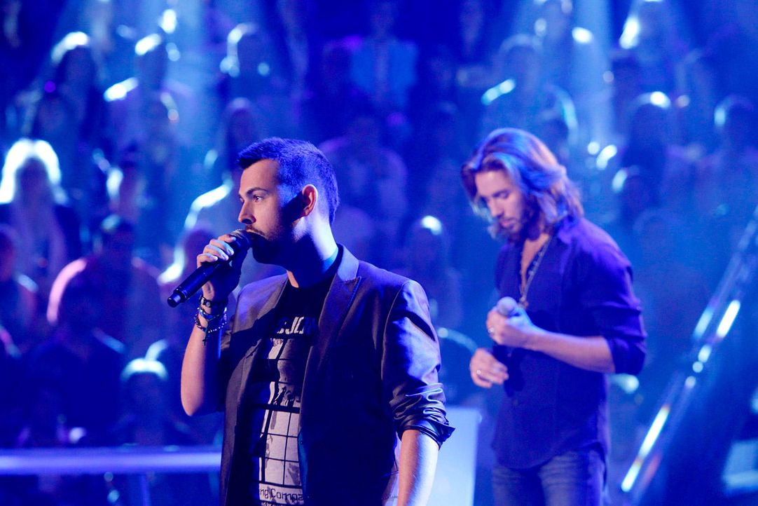 battle-christiano-01-the-voice-of-germany-richard-huebnerjpg 1700 x 1134 - Bildquelle: SAT.1/ProSieben/Richard Hübner
