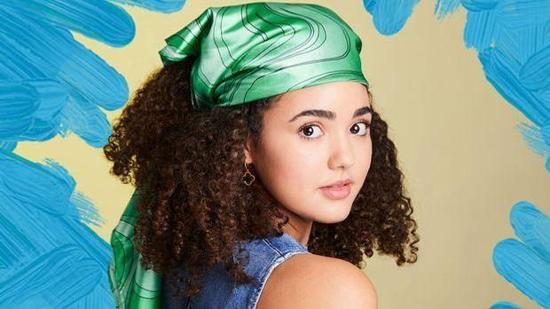 Bandanas und Seidentücher für die Haare sind vielseitig einzusetzen und kombi...