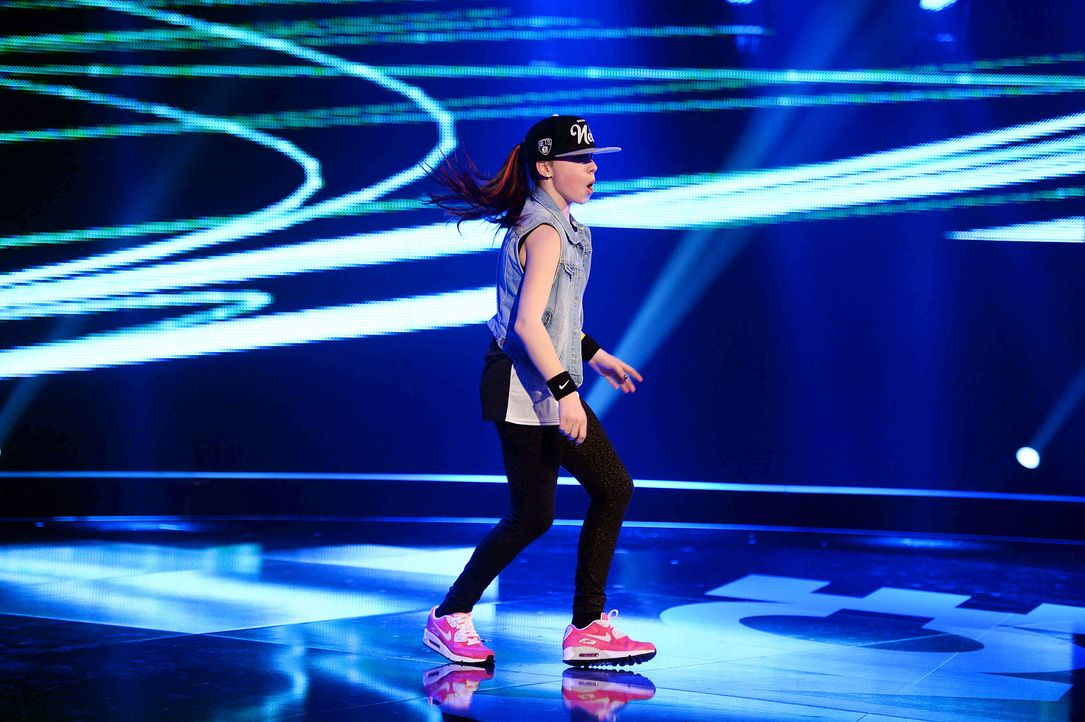 Got-To-Dance-Jolina-02-SAT1-ProSieben-Willi-Weber - Bildquelle: SAT.1/ProSieben/Willi Weber