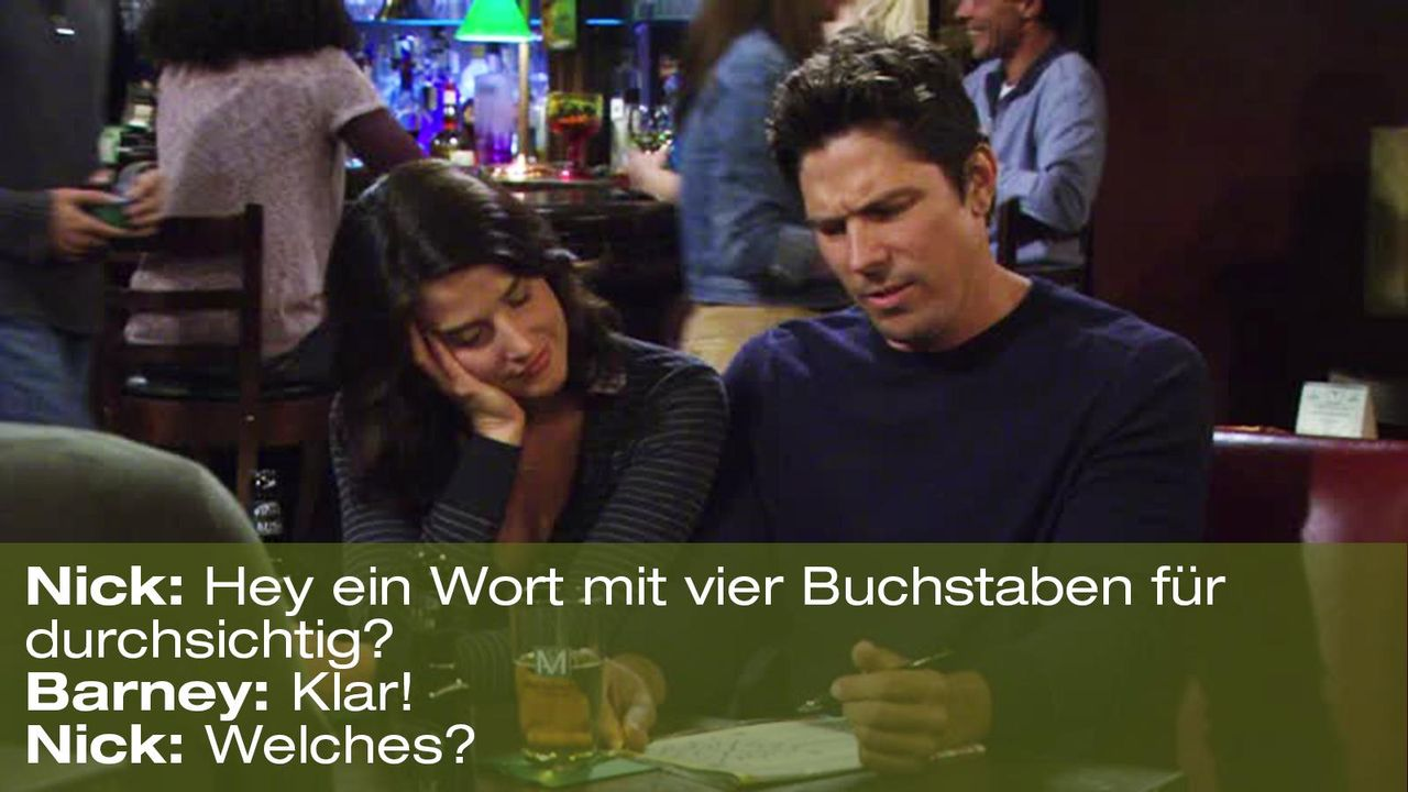 how-i-met-your-mother-zitate-nicks-dummheit-fox-3png 1600 x 900 - Bildquelle: 20th Century Fox
