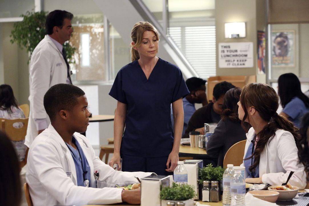 Nach dem schweren Schicksalsschlags, ist nichts mehr wie es einmal war. Meredith (Ellen Pompeo, M.) ist mittlerweile Stationsärztin geworden und f - Bildquelle: ABC Studios