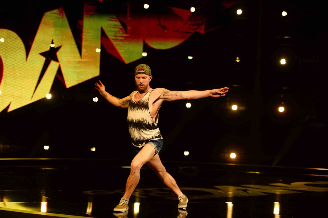 Got-To-Dance-Chris-Albert-06-SAT1-ProSieben-Willi-Weber - Bildquelle: SAT.1/ProSieben/Willi Weber