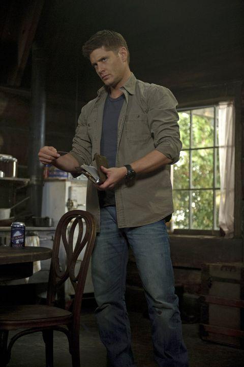 Dean (Jensen Ackles) versucht verzweifelt Sam zu retten, der mit Luzifers Hilfe einen Nervenzusammenbruch erlitten hat ... - Bildquelle: Warner Bros. Television