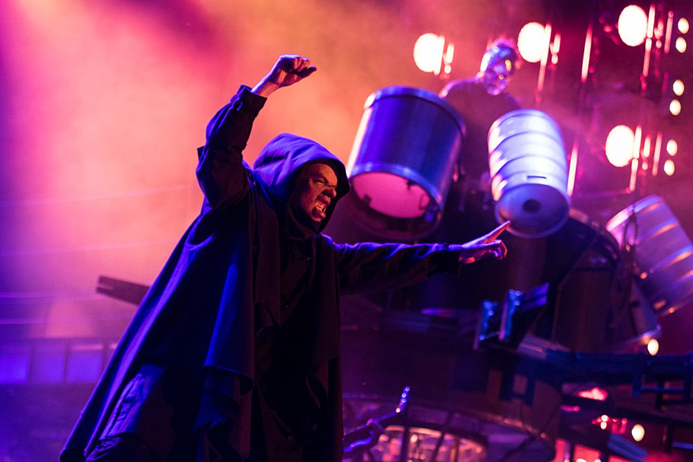 Slipknot - Bildquelle: ProSieben