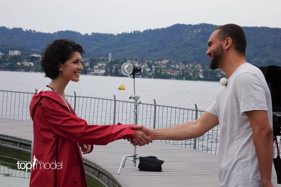 BTS - SNTM19_SIGGI (18) - Bildquelle: ProSieben Schweiz/ Siegfried Boyé
