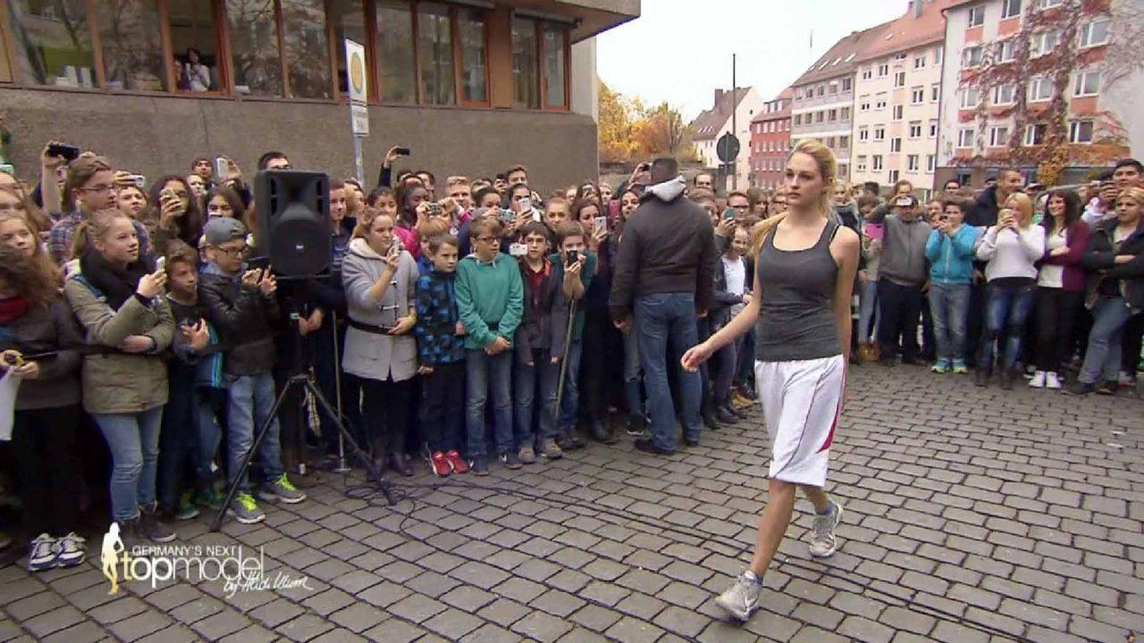 GNTM-10-Sendung02_055 - Bildquelle: ProSieben