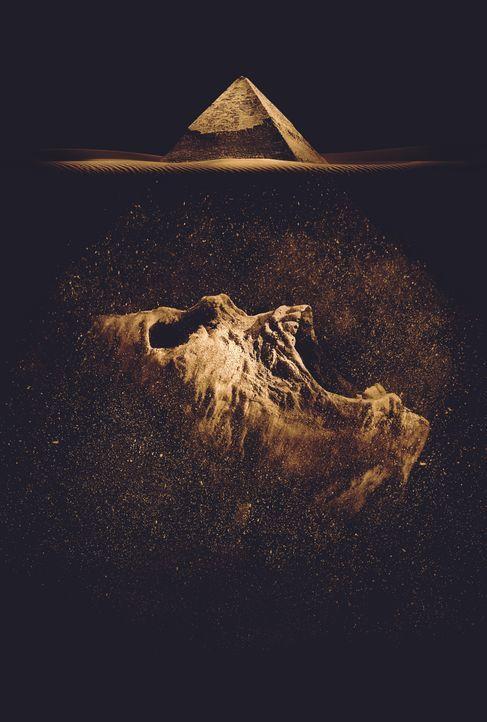 The Pyramid - Grab des Grauens - Artwork - Bildquelle: 2014 Twentieth Century Fox Film Corporation. All rights reserved.