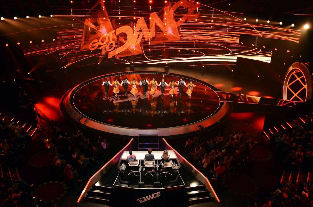 Got-To-Dance-BEM-Folkdance-06-SAT1-ProSieben-Willi-Weber - Bildquelle: SAT.1/ProSieben/Willi Weber