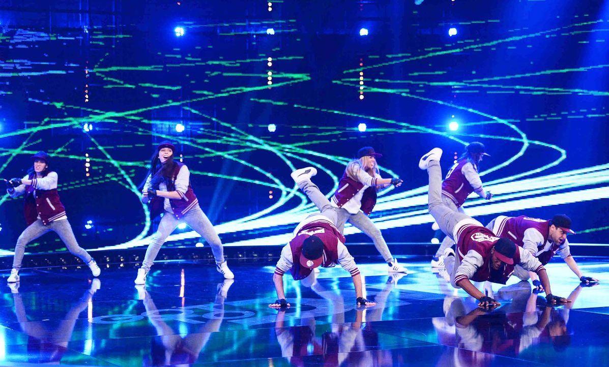 Got-To-Dance-BMB-Crew-03-SAT1-ProSieben-Willi-Weber - Bildquelle: SAT.1/ProSieben/Willi Weber