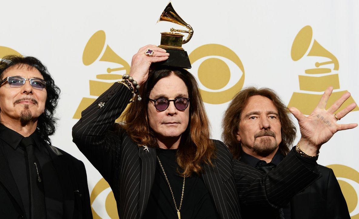 Grammy-Awards-Black-Sabbath-14-01-26-AFP - Bildquelle: AFP