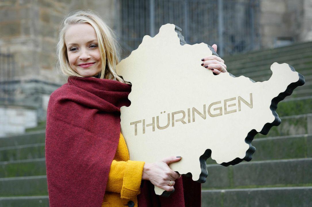 Janin_Thüringen - Bildquelle: ProSieben/Bernd Cramer