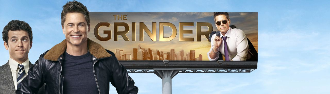 (1. Staffel) - The Grinder - Artwork - Bildquelle: 2015-2016 Fox and its related entities.  All rights reserved.