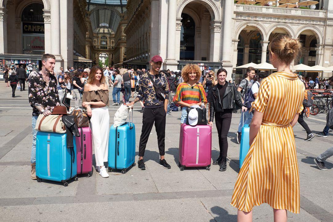SNTM_S5_Milano-Arriving_0174 - Bildquelle: ProSieben Schweiz