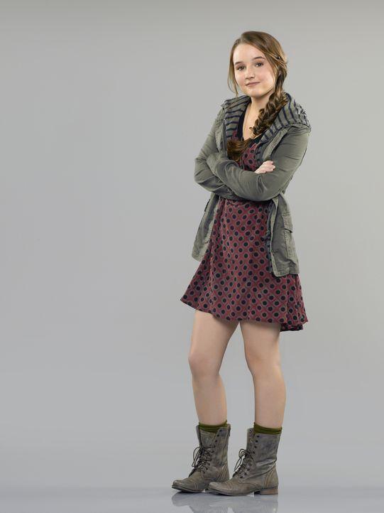 (2. Staffel) - Manchmal stur, manchmal bockig. Die jüngste der drei Baxter Schwestern, Eve (Kaitlyn Dever), bereitet ihren Eltern immer wieder Kopfz... - Bildquelle: 2011 Twentieth Century Fox Film Corporation