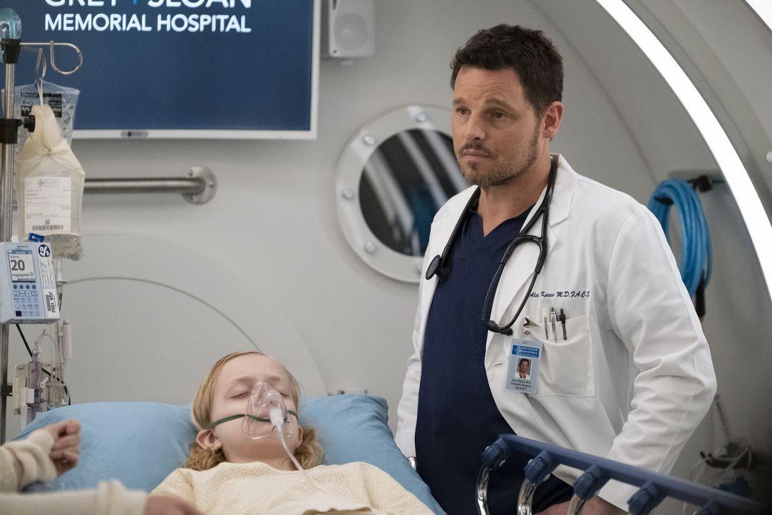 Dr. Alex Karev (Justin Chambers) - Bildquelle: Tony Rivetti ABC Studios / Tony Rivetti