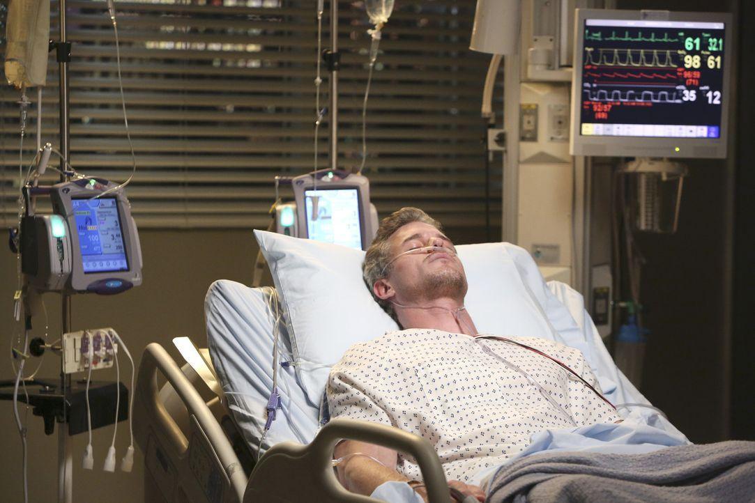 Rückblende: Mark (Eric Dane) kämpft nach dem Flugzeugabsturz ums Überleben ... - Bildquelle: ABC Studios
