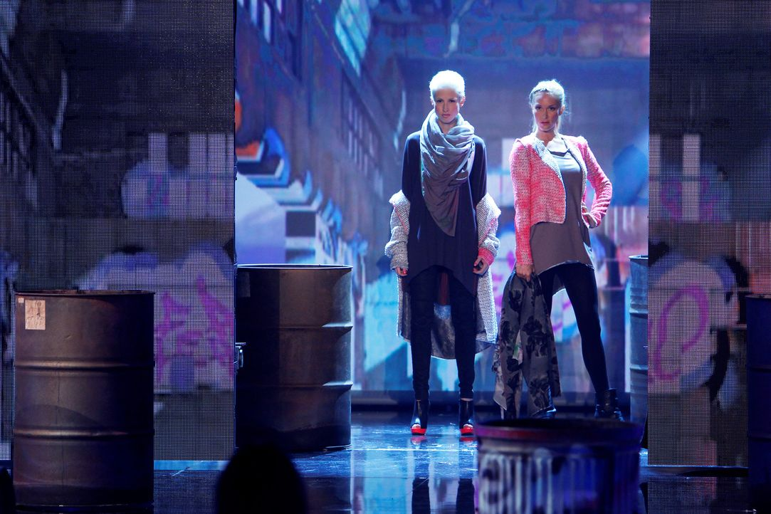 Fashion-Hero-Epi01-Show-30-ProSieben-Richard-Huebner - Bildquelle: ProSieben / Richard Huebner