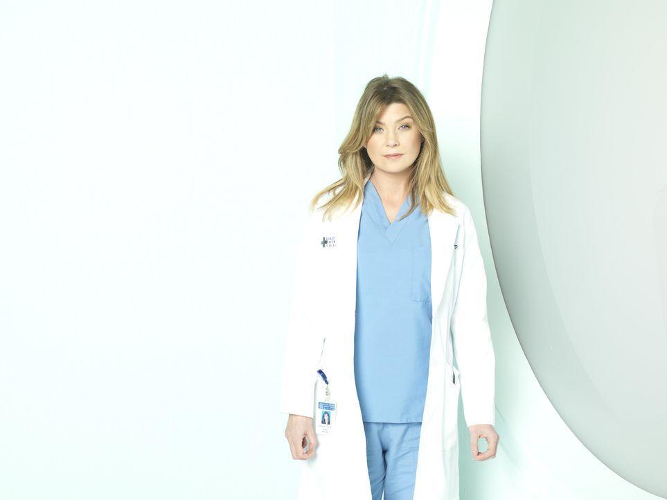 (7. Staffel) - Stets im Einsatz, um Leben zu retten: Meredith (Ellen Pompeo) ... - Bildquelle: Bob D'Amico 2010 American Broadcasting Companies, Inc. All rights reserved. / Bob D'Amico