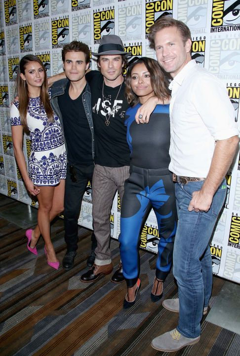 Vampire-Diaries-14-07-26-AFP - Bildquelle: Getty-AFP