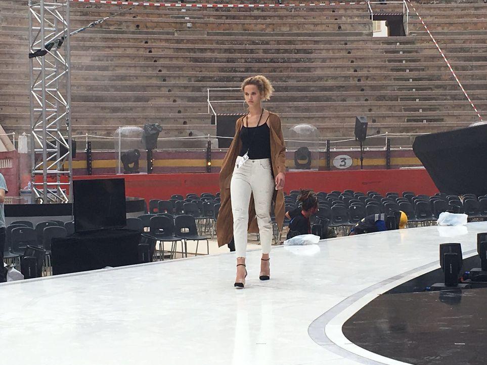 GNTM Backstage Finalwoche_4 - Bildquelle: ProSieben