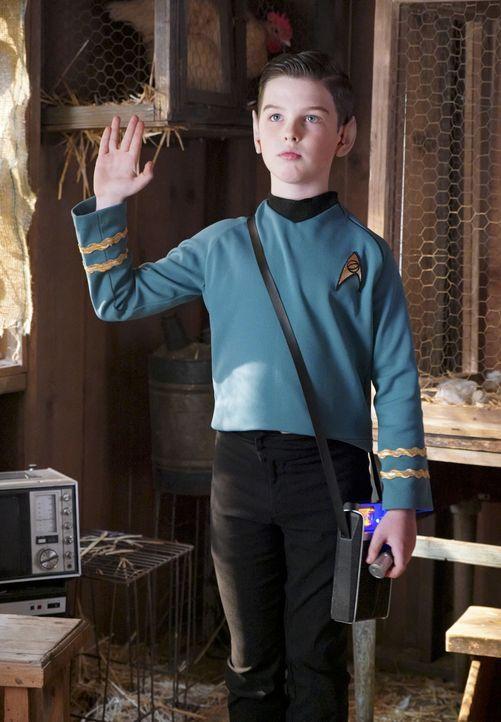 Sheldon (Iain Armitage) - Bildquelle: Bill Inoshita 2019 Warner Bros. Entertainment Inc.  All Rights Reserved. / Bill Inoshita