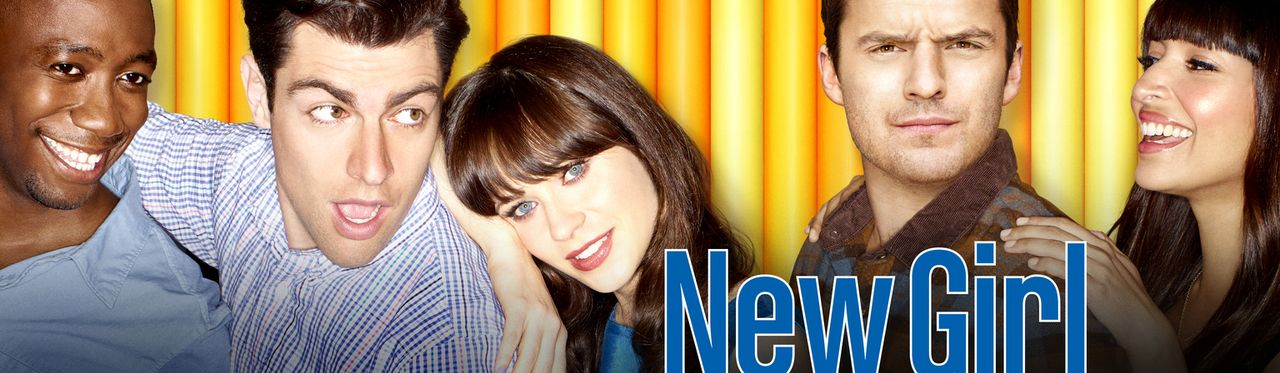 (3. Staffel) - Jess (Zooey Deschanel, M.) erkennt, dass das Leben mit wahren Freunden viel Spaß machen kann! Cece (Hannah Simone, r.), Schmidt (Max... - Bildquelle: TM &   2013 Fox and its related entities. All rights reserved.