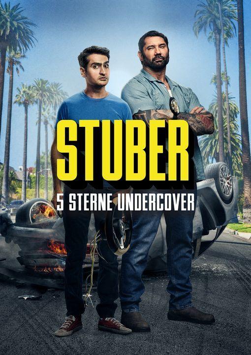 Stuber - 5 Sterne Undercover - Artwork - Bildquelle: 2019 Twentieth Century Fox Film Corporation.  All rights reserved.
