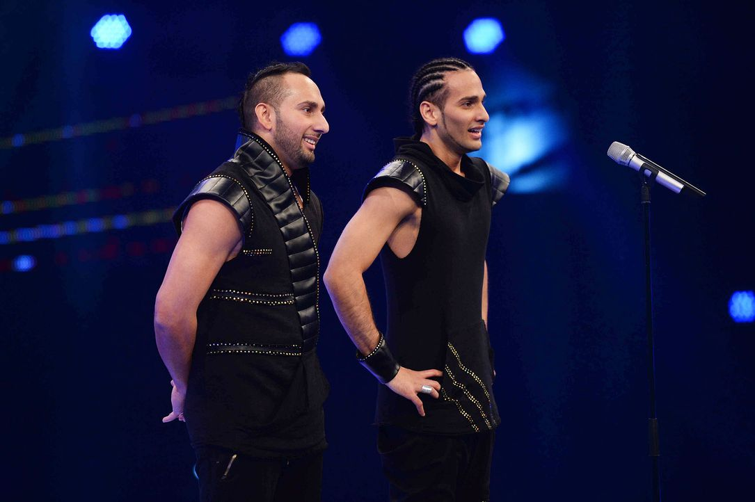 Got-To-Dance-Tom2Rock-04-SAT1-ProSieben-Willi-Weber - Bildquelle: SAT.1/ProSieben/Willi Weber