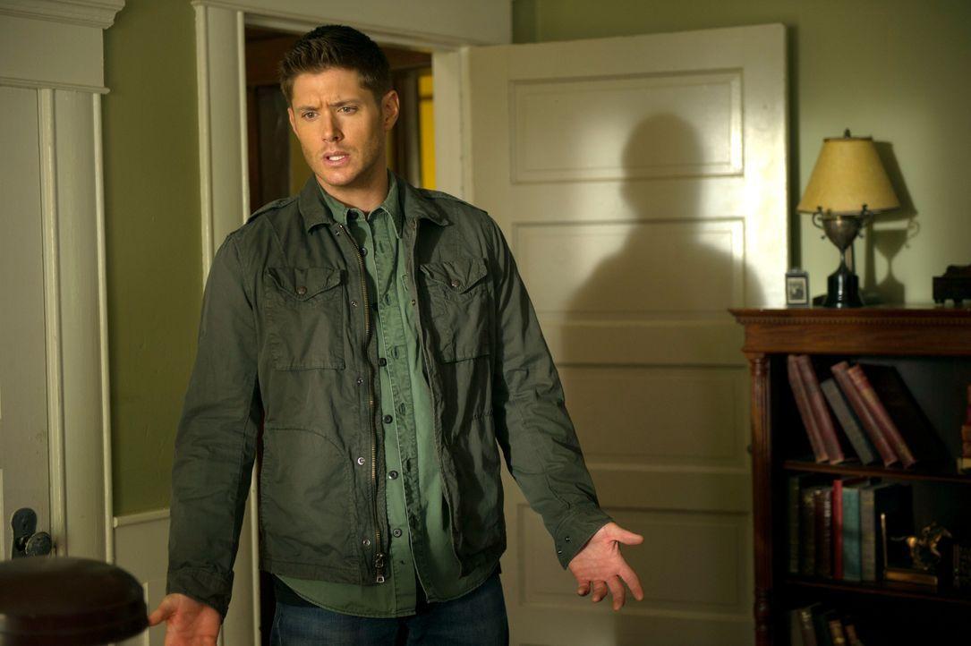Als Dean (Jensen Ackles) an einen Ort aus seiner Vergangenheit zurückkehrt, weckt das bei ihm einige Erinnerungen. Doch nicht alle freuen sich, ihn... - Bildquelle: 2013 Warner Brothers