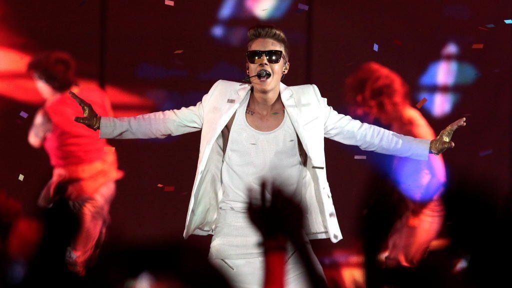 Platz 6: Justin Bieber - Bildquelle: dpa