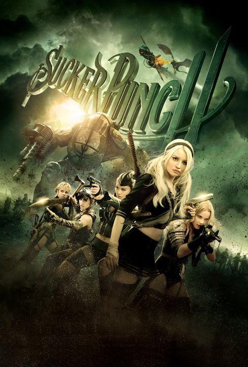 Sucker Punch - Artwork - Bildquelle: Warner Bros.