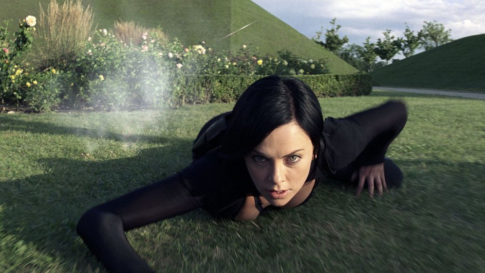 Aeon Flux - Bildquelle: 2004 by PARAMOUNT PICTURES. All Rights Reserved.