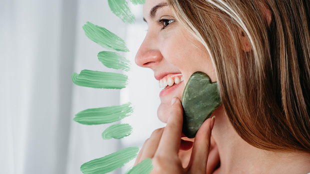 Eine fernöstliche SPA-Behandlung für dein Gesicht – Gua Sha.