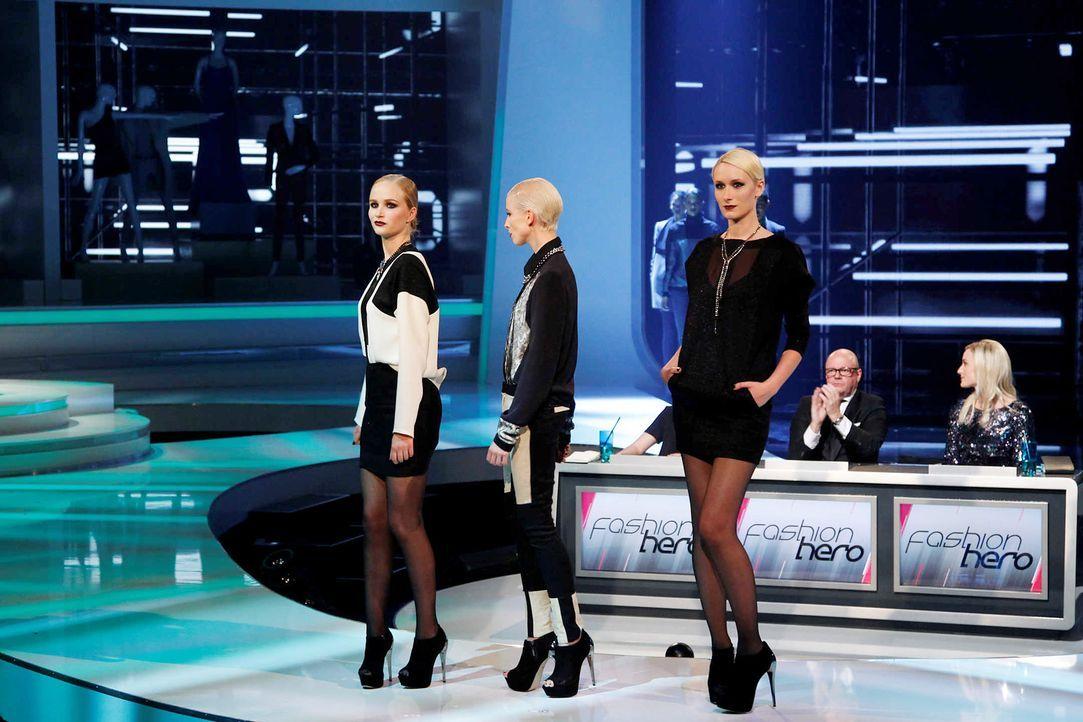 Fashion-Hero-Epi08-Show-57-Richard-Huebner-ProSieben - Bildquelle: Pro7 / Richard Hübner