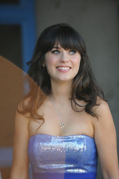 Hat eine ganz besondere Überraschung für Schmidt: Jess (Zooey Deschanel) ... - Bildquelle: 20th Century Fox