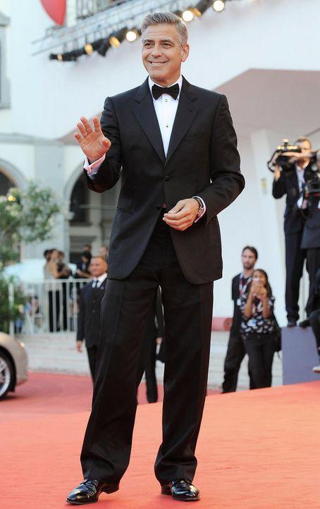 George-Clooney-2013-08-28-dpa - Bildquelle: dpa