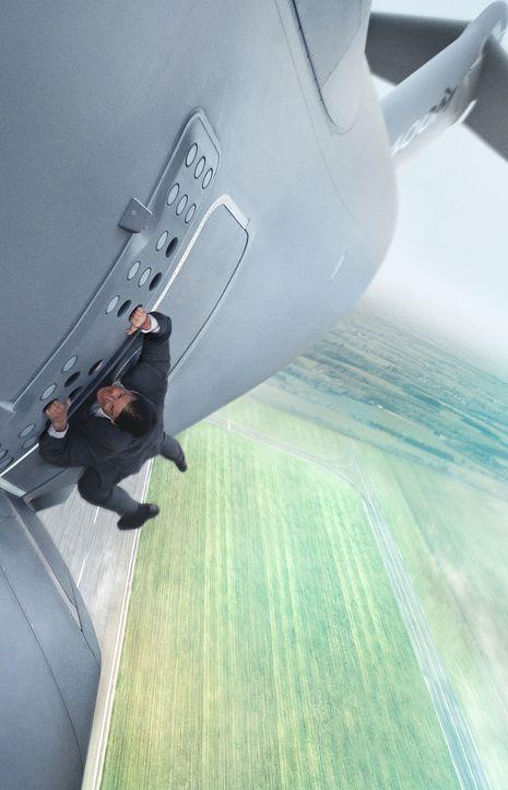 Um den Kampf gegen die Untergrundorganisation Syndikat zu gewinnen, geht Ethan Hunt (Tom Cruise) aufs Ganze, obwohl die Gefahr besteht, dass er dies... - Bildquelle: Bo Bridges 2015 PARAMOUNT PICTURES. ALL RIGHTS RESERVED.