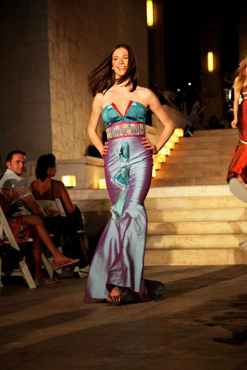 germanys-next-topmodel-stf07-epi09-fashionshow-039-prosiebenjpg 1333 x 2000 - Bildquelle: ProSieben