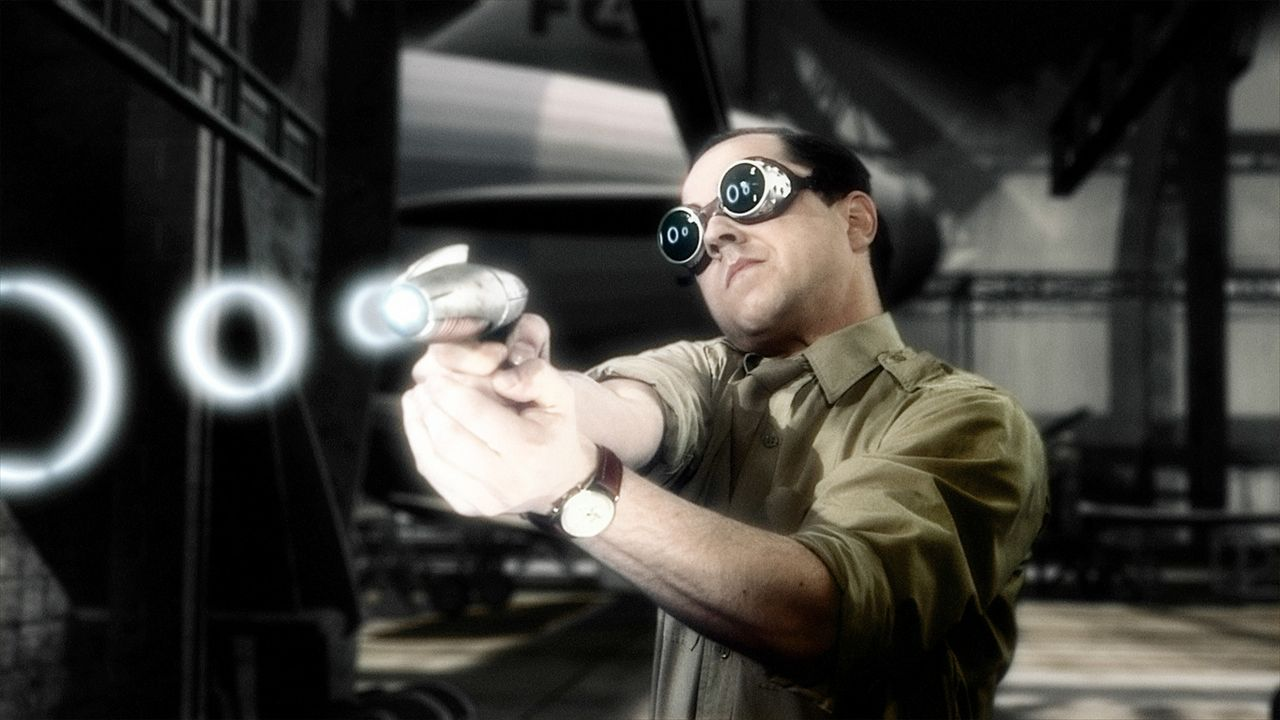 """Dex (Giovanni Ribisi) ist ein begnadeter Tüftler, doch er das geniale Superhirn ?Dr. Totenkopf"""" aufhalten? - Bildquelle: TM & Copyright   Brooklyn Films II And Filmauro S.R.L."""
