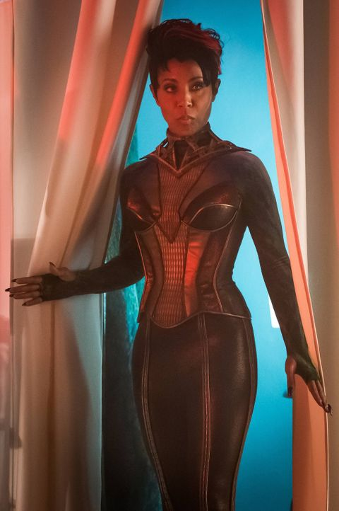 Dr. Strange hat sie von den Toten wiedererweckt: Fish Mooney (Jada Pinkett Smith). Eine erneute Gefahr für Gotham City ... - Bildquelle: Warner Brothers