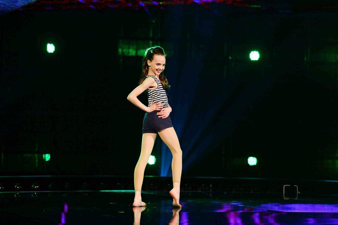 Got-To-Dance-Arianna-Adler-09-SAT1-ProSieben-Willi-Weber - Bildquelle: SAT.1/ProSieben/Willi Weber