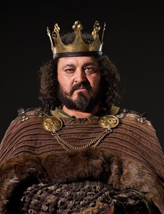 Vikings-serie-Darsteller-King_Aelle_Gray - Bildquelle: MGM