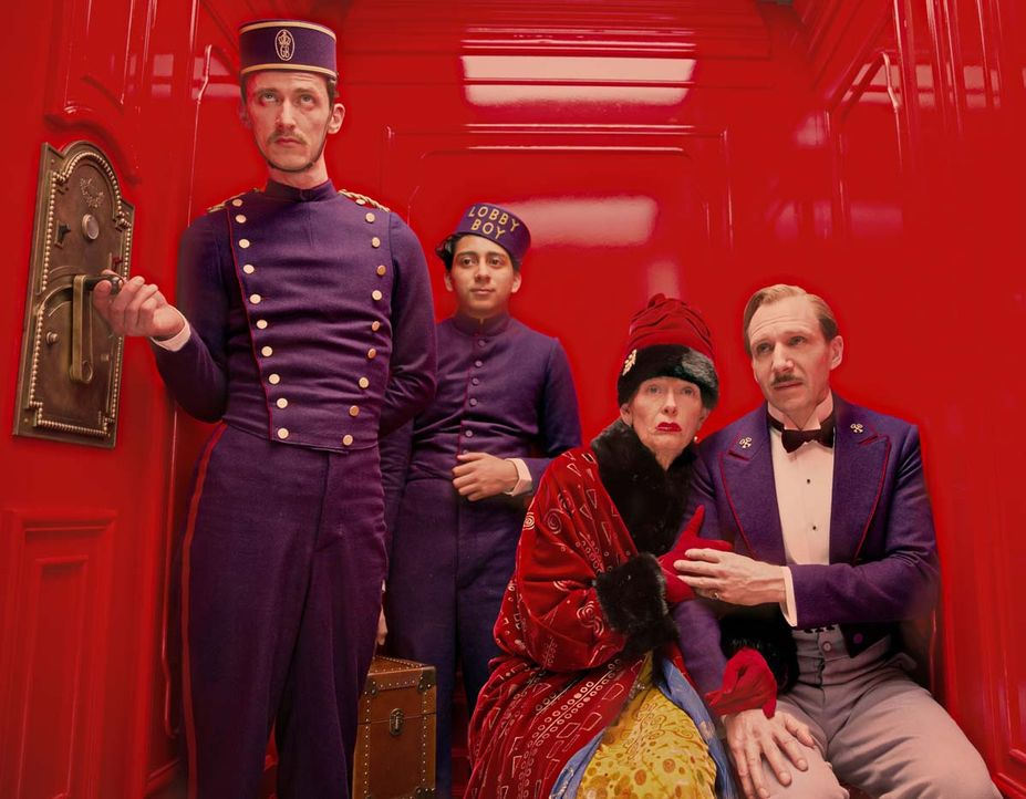 Grand-Budapest-Hotel-17-Twentieth-Century-Fox-Home-Entertainment - Bildquelle: Twentieth Century Fox Home Entertainment