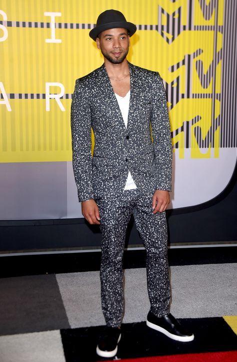 MTV-VMAs-150830-13-Jussie-Smollett-getty-AFP - Bildquelle: MARK RALSTON / AFP