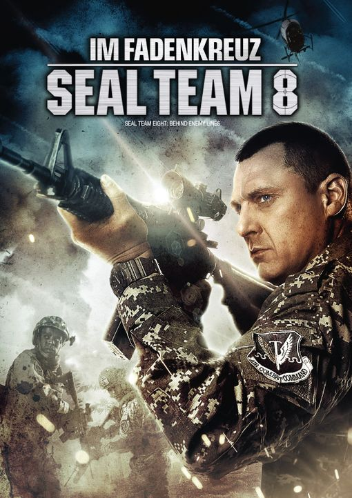Im Fadenkreuz: Seal Team 8 - Plakatmotiv - Bildquelle: 2014 Twentieth Century Fox Film Corporation.  All rights reserved.