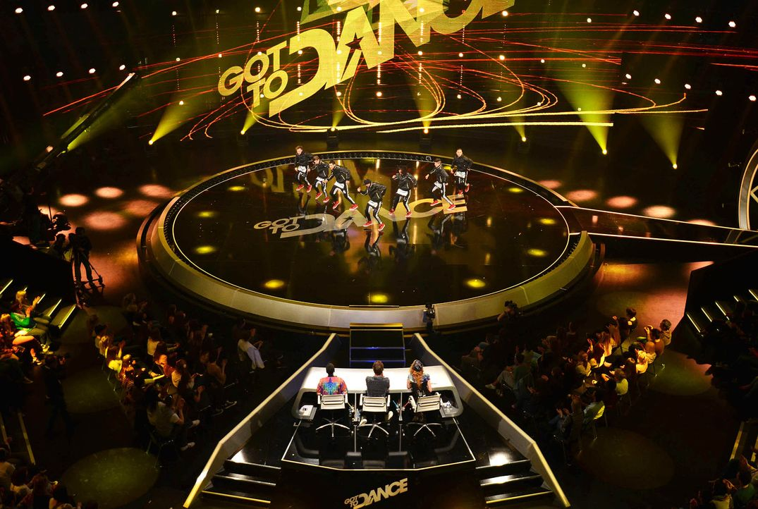 Got-To-Dance-2MAD-13-SAT1-ProSieben-Willi-Weber - Bildquelle: SAT.1/ProSieben/Willi Weber