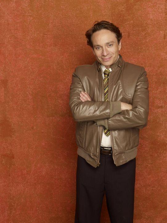 (2. Staffel) - Ist der Kollege und beste Freund von Frankie: Bob (Chris Kattan) ... - Bildquelle: Warner Brothers
