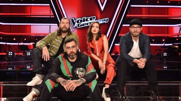 The Voice of Germany 2019: Coaches, Talente, Moderatoren